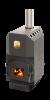 """Печь отопительная ТОП модель 140 (чугун. дверца со стеклом) - Интернет-магазин строительных и отделочных материалов, кровли, фасадов, печей, каминов Компании """"Интер -Технология""""."""