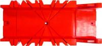 """Стусло 90*300 мм пластмассовое, 4 угла для запила //22547 MATRIX - Интернет-магазин строительных и отделочных материалов, кровли, фасадов, печей, каминов Компании """"Интер -Технология""""."""