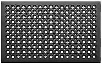 """Ячеистый резиновый коврик  50*100см-16мм - Интернет-магазин строительных и отделочных материалов, кровли, фасадов, печей, каминов Компании """"Интер -Технология""""."""