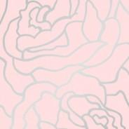 """яСадко Панель пластиковая матовая 2600*250*10 роза серебряная - Интернет-магазин строительных и отделочных материалов, кровли, фасадов, печей, каминов Компании """"Интер -Технология""""."""
