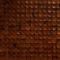 """Кокосовая Мозаика """"Карамель Интерно"""" 42*42см (3*3см) - Интернет-магазин строительных и отделочных материалов, кровли, фасадов, печей, каминов Компании """"Интер -Технология""""."""