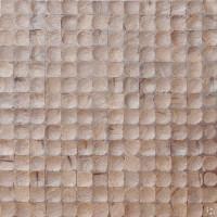 """Кокосовая Мозаика """"Эсперссо Интерно"""" 42*42см (3*3см) - Интернет-магазин строительных и отделочных материалов, кровли, фасадов, печей, каминов Компании """"Интер -Технология""""."""