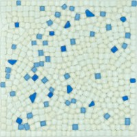 """Стеклянная мозаика LSK(BLS) 430-6/4*300*300 - Интернет-магазин строительных и отделочных материалов, кровли, фасадов, печей, каминов Компании """"Интер -Технология""""."""