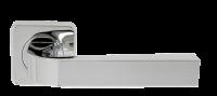 """Ручка раздельная KEA SQ001-21CP-8 хром - Интернет-магазин строительных и отделочных материалов, кровли, фасадов, печей, каминов Компании """"Интер -Технология""""."""