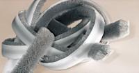 """Уплотнитель щеточный DX-908 L-2100 серый - Интернет-магазин строительных и отделочных материалов, кровли, фасадов, печей, каминов Компании """"Интер -Технология""""."""