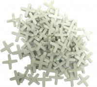 """Крестики 5 мм, для кладки плитки с отверстиями, 100 шт//Remocolor 47-0-150 - Интернет-магазин строительных и отделочных материалов, кровли, фасадов, печей, каминов Компании """"Интер -Технология""""."""