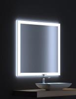 """АГАВА Зеркало Success LED 600*800 с сенсором ЗЛП16 - Интернет-магазин строительных и отделочных материалов, кровли, фасадов, печей, каминов Компании """"Интер -Технология""""."""
